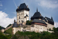 Karlstejn Castle Bike Trip from Prague