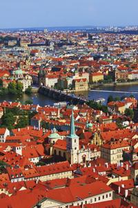 Prague Sightseeing Flight