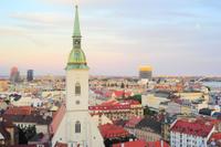 Private Round-Trip Transfer: Vienna to Bratislava Private Car Transfers