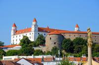 Private Tour: Bratislava City Tour with Optional Devin Castle Visit