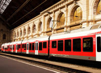 Shared Arrival Transfer: Budapest Keleti Railway Station to Budapest Hotels
