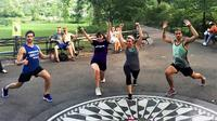 Power Hour: Central Park Sightseeing Running Tour