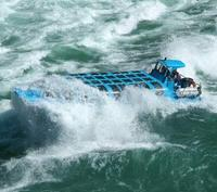 Niagara Falls Domed Jet Boat Ride