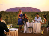 3-Day Ultimate Ayers Rock Experience: Uluru, Kata Tjuta and Sounds of Silence Dinner