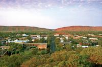 Alice Springs to Uluru (Ayers Rock) One Way Shuttle