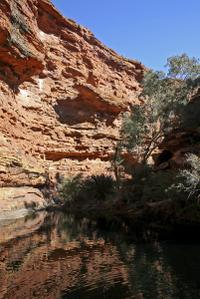 Kings Canyon Day Trip from Ayers Rock