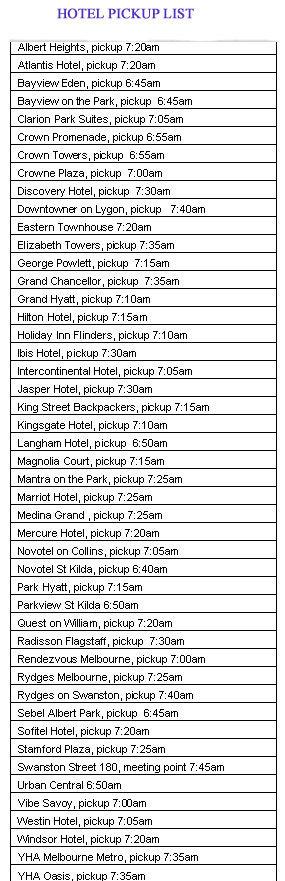 excursion-avec-pickup-liste-des-hotels