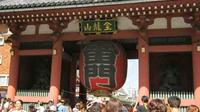 Private Asakusa, Tsukiji Fish Market and Sumo Stable Tour Including Water Bus Ride