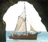 'Leaozinho' Pirate Ship Cruise from Albufeira
