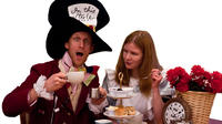 Alice in Wonderland Meets Harry Potter at Christchurch Tour