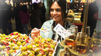 Mercardo San Miguel: Tour mit Sherry- und Tapas-Verkostung in Madrid
