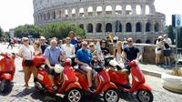Rome: Panoramic Vespa Tour  (3 hours)