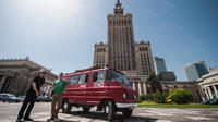 Private Warsaw City Tour in a Communist Fire Van