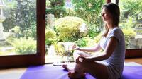 Healing Meditation, Yoga Session and Japanese Cooking Class