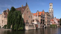 Return Cruise Shuttle Service from Zeebrugge to Bruges