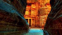 2-Night Jordan Private Tour: Petra, Wadi Rum, Aqaba from Amman