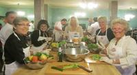 Private 4 Hour Cooking Class