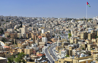 Private Amman City Sightseeing Tour with Optional Arabic Meza Lunch*