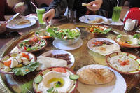 Private Lunch or Dinner at a Local Traditional Restaurant from Dead Sea