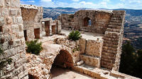 Private North Tour Jerash and Ajlun including Amman Panoramic from Amman