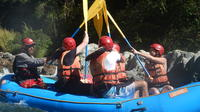 Rafting Adventure on the Copalita River Class II - III