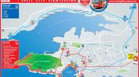 2 Day Pass to Hop On Hop Off Sightseeing Bus from Split