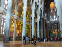Early Access to Sagrada Familia with Optional Tower Access