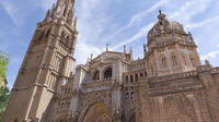 Toledo and Segovia Tour with Alcazar Entrance from Madrid