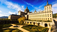 Toledo Half day and Escorial and Valley of the Fallen from Madrid