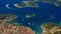 Five Island Tour in Speedboat from Split