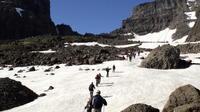 Full-Day Mt Dyrfjoll Hiking Tour from Egilsstadir