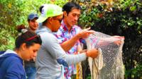 Day Trip to a Self-Sustaining Farm close to Bogota