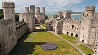 Snowdonia Scenes and Caernarfon Castle Private Day Trip from Llandudno