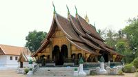 Private Full-Day Luang Prabang Temples by Tuk-Tuk