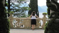 Villas and Flavors of Lake Como Walking and Boating Full-Day Trip from Mila