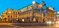 Vienna Mozart Evening: Gourmet Dinner and Concert at the Vienna Opera House