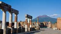 Pompeii and Vesuvius from Salerno Private Tour