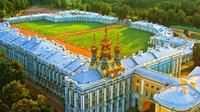 3-Day Grand Tour: Visa-Free Saint Petersburg Shore Excursion