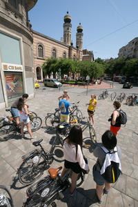 Budapest Bike Tour