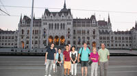 Budapest Night Stroll and Boat Cruise