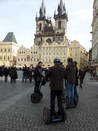 Prague City Segway Tour