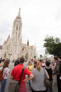 Private Walking Tour: Budapest Castle District