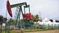Seria Oil Field Tour In Northwest Borneo