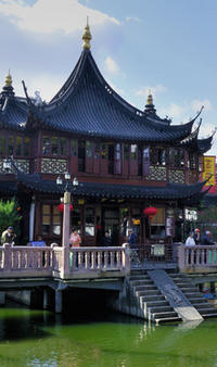 5-Day Tour: Shanghai and Huangshan
