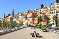 Private Tour: Italian Riviera, San Remo, Ventimiglia and Menton Day Trip from Cannes