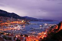 Small-Group Evening Tour and Dinner in Monte Carlo from Nice
