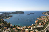 Villefranche Shore Excursion: Private Day Trip to Nice, Saint-Paul de Vence and Cannes