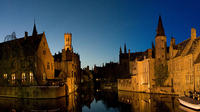3-Day Amsterdam and Bruges Tour from Oxford