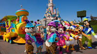 4-Day Paris Break from Bournemouth including Disneyland Paris and Walt Disney Studios Park