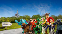 4-Day Paris Break from Cambridge including Disneyland Paris and Walt Disney Studios Park